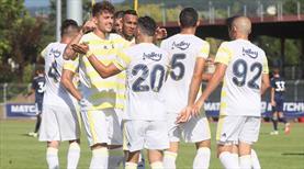 Fenerbahçe gaza bastı! Premier Lig ekibine gol şov...