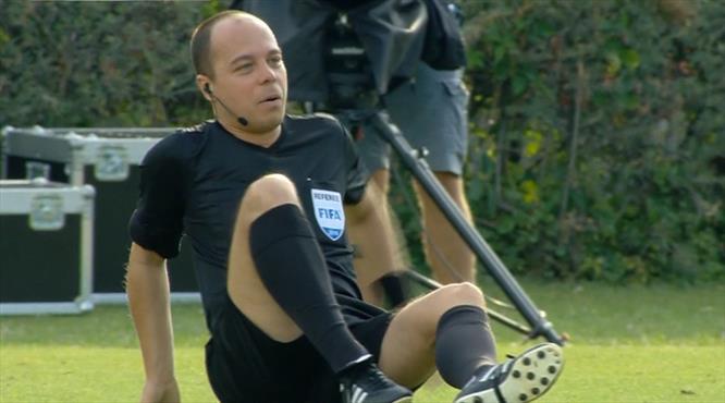 UEFA Avrupa Ligi'nde görülmemiş olay