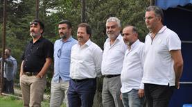 Mehmet Yiğiner'den yakın takip
