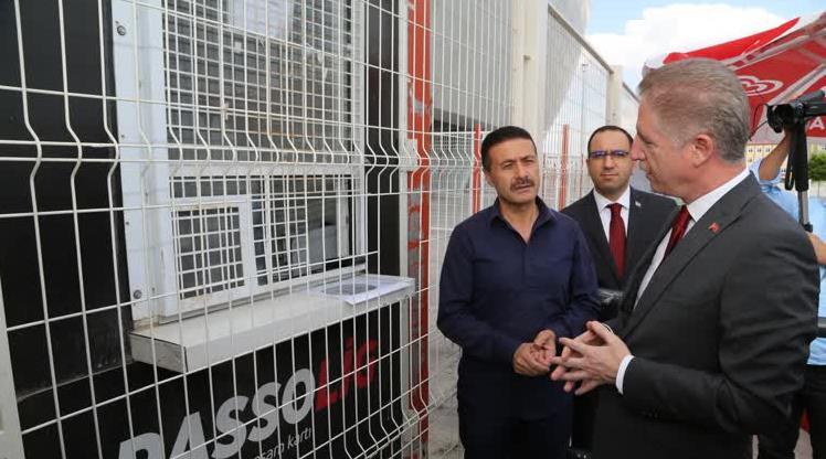 Sivasspor'da hedef 20 bin kombine