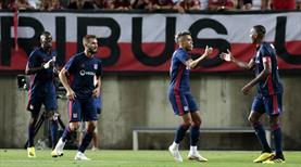 Marcelo attı, Lyon Benfica'yı yıktı (ÖZET)