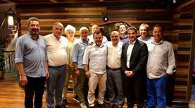 Turizmcilerden Antalyaspor'a destek!
