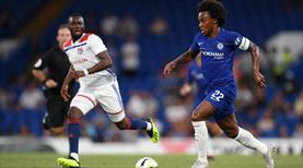 Chelsea Lyon'u penaltılarla geçti (ÖZET)