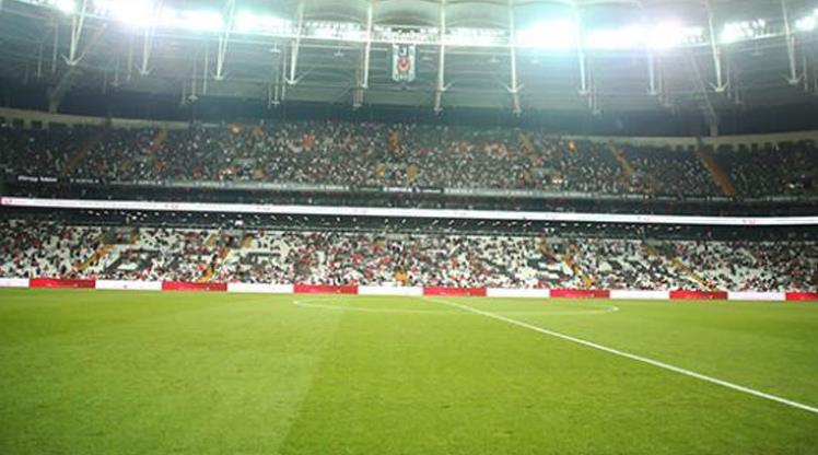 Beşiktaş'tan çim açıklaması!