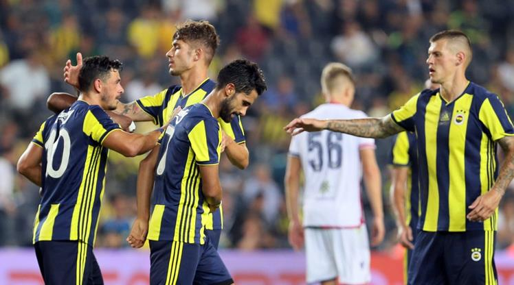 Fenerbahçe açılışlarda firesiz