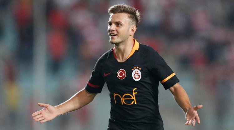 Galatasaray'ın gençleri umut verdi