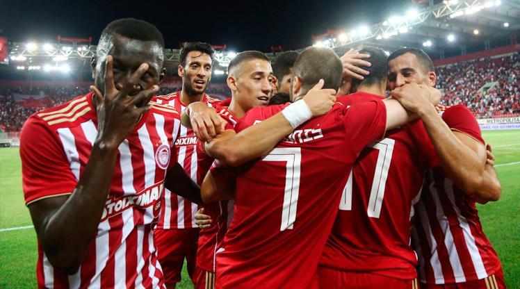 Olympiakos ve Partizan tura yakın!