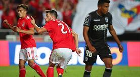 Benfica öldü öldü dirildi