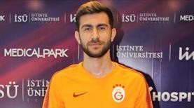 Birhan Vatansever resmen Galatasaray'da