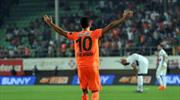 Bu golleri artık Galatasaray için atacak