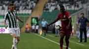 Bursaspor - Kayserispor: 0-0 (ÖZET)