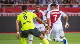 Monaco'ya Zeki Çelik'li Lille'den çelme! (ÖZET)
