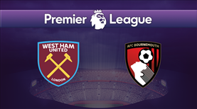 West Ham United - Bournemouth (CANLI)