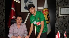 Eskişehirspor'a genç takımdan takviye