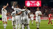 Real Madrid yıldızlarıyla güldü! (ÖZET)