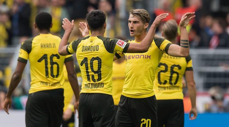 Dortmund 1'de yedi, sonra 4'ledi!