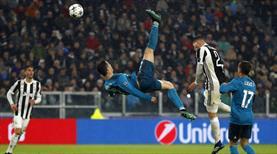 UEFA resmen açıkladı! Yılın golü Ronaldo'dan
