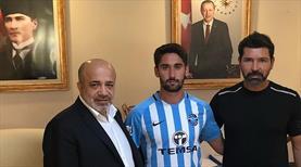 Adana Demirspor'un son transfer Beşiktaş'tan