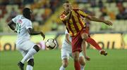 Evkur Yeni Malatyaspor - Atiker Konyaspor: 0-1 (ÖZET)