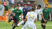 Akhisarspor-Demir Grup Sivasspor: 1-1 (ÖZET)