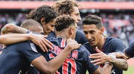PSG ezip geçiyor! İşte Ligue 1 özetleri...