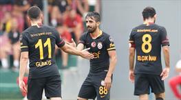 Galatasaray Muğdat Çelik ile kazandı