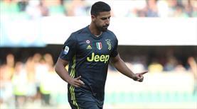 Juventus Khedira ile uzattı