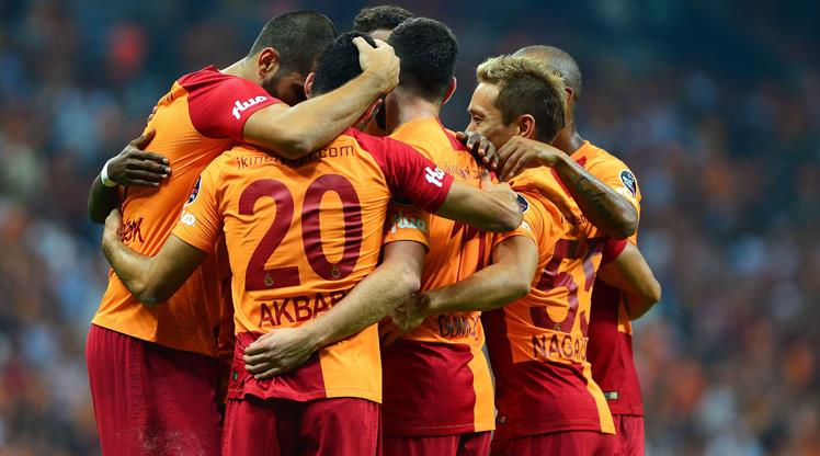 İşte Galatasaray'ın Devler Ligi sponsoru!