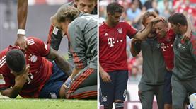 Bayern'e 2 yıldızdan kötü haber