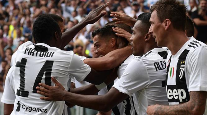 Cristiano Ronaldo bir açıldı, pir açıldı (ÖZET)