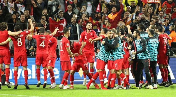 Türkiye - Bosna Hersek maçı Rize'de