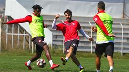 Bolu Adanaspor maçına hazır