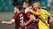 5 gollü dülleo Salzburg'un