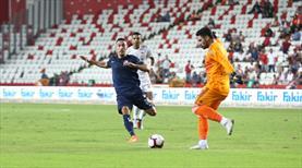 Antalyaspor - Demir Grup Sivasspor: 2-1 (ÖZET)