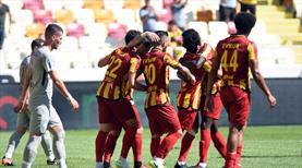 Evkur Yeni Malatyaspor - Çaykur Rizespor: 1-0 (ÖZET)