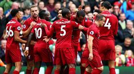 Liverpool tarihini baştan yazıyor! (ÖZET)