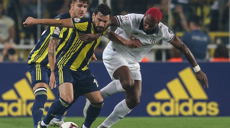 İşte Fenerbahçe - Beşiktaş maçının özeti