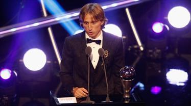 Ne Messi ne Ronaldo! En iyisi Modric