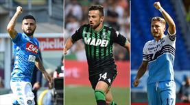 Sizce İtalya Serie A'da bu haftaya hangi futbolcu damga vurdu?