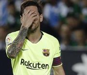 Barça'ya şok! 1 dakikada dağıldılar (ÖZET)
