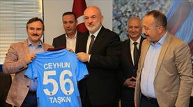 Trabzonspor'a kardeş kulüp