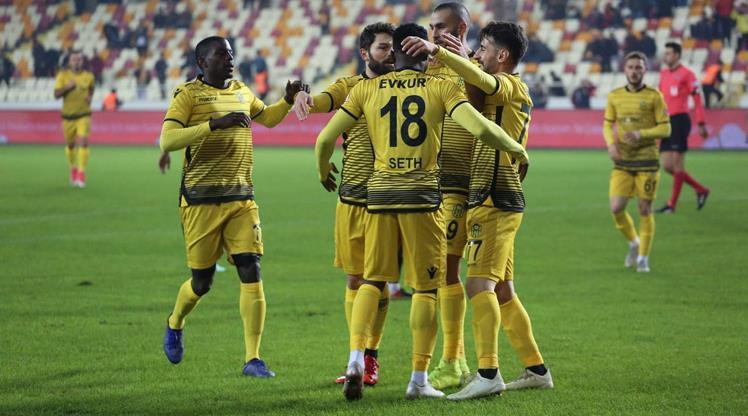 Evkur Yeni Malatyaspor'da ayrılık var!