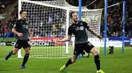 Burnley'nin yükselişi sürüyor