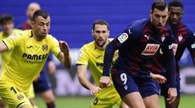 Villarreal yine kazanamadı!