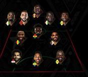 Afrika'nın en iyi 11'i açıklandı