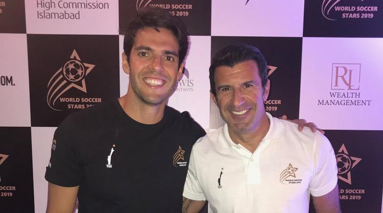 Figo'dan Barcelona sorusuna yanıt!