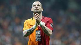 Sneijder Türkiye'ye dönecek mi?