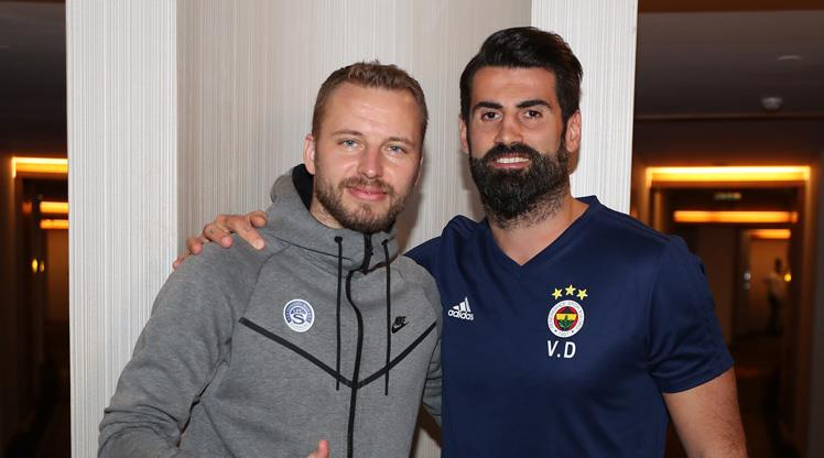 Kadlec'ten Fenerbahçe'ye ziyaret