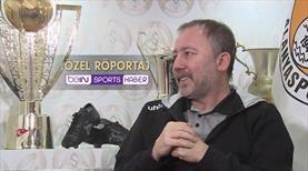 """""""Beşiktaş ile şampiyonluk yaşamak isterim ama..."""""""