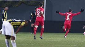 Fenerbahçe 26 maç sonra yenildi